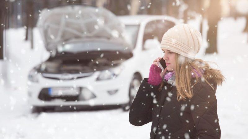 Kiedy przydaje się assistance zimą?