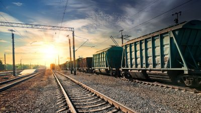 2020 w przewozach towarowych koleją