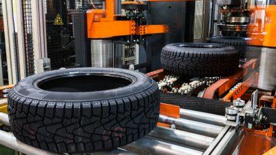 Nowa technologia produkcji opon
