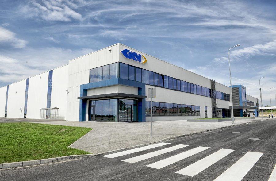 Merlose chce przenieść do Polski produkcję GKN z Birmingham