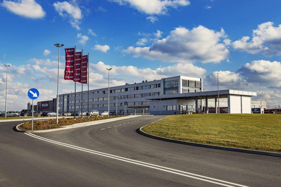 Polska fabryka Miele będzie miała sieć 5G