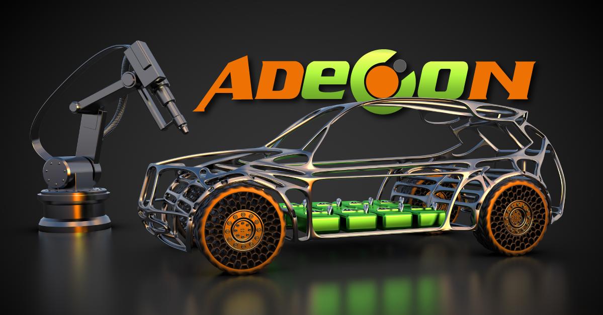 Innowacyjna usługa ADECON jako wsparcie branży e-mobility