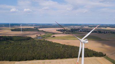 Wszystkie fabryki Volkswagena w Polsce z zieloną energią