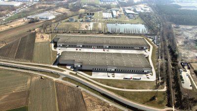 Medyczny e-commerce na dłużej w SEGRO Industrial Park Tychy 2