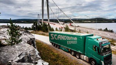 Scandinavian Express Poland na platformie Unifaun
