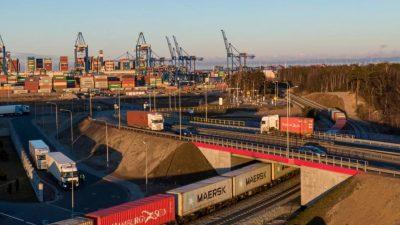 Kluczowa inwestycja w Porcie Gdańsk zakończona