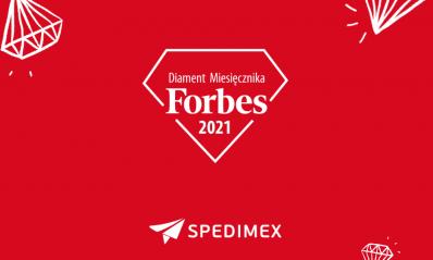 Spedimex w gronie najszybciej rosnących firm według magazynu Forbes