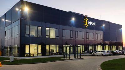 InPost i kilkanaście nowych hubów logistycznych