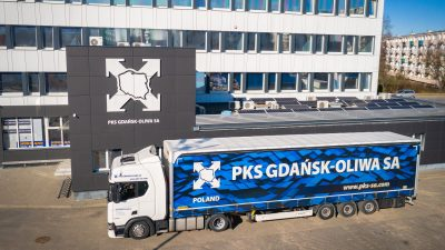 Nowe pojazdy we flocie PKS Gdańsk-Oliwa SA