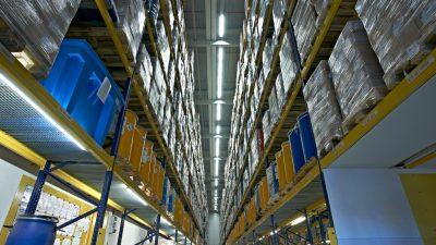 Branża chemiczna – logistyka dla wymagających