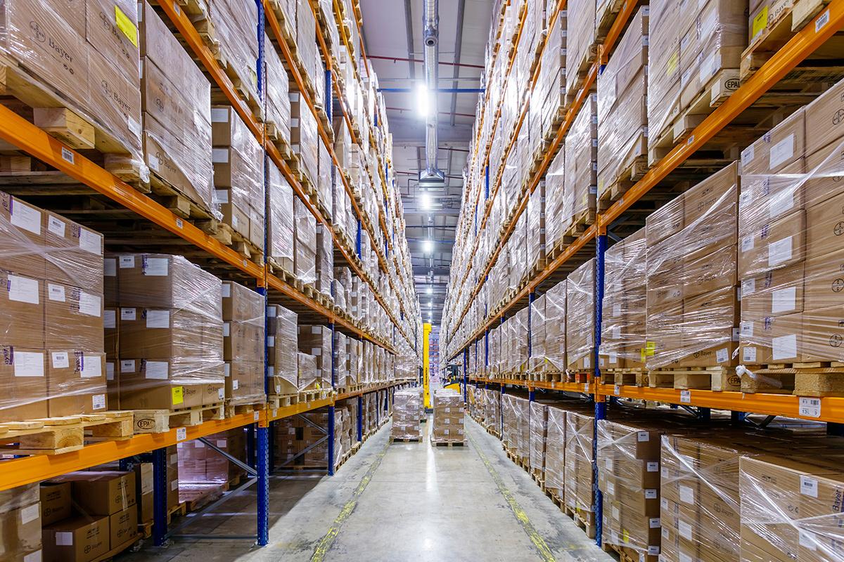 Autorski sposób na dziesięciokrotne zwiększenie powierzchni magazynowej w dwa lata
