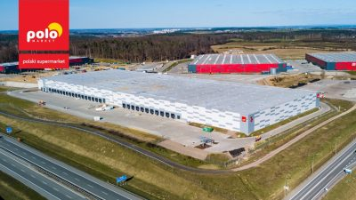 POLOmarket uruchomił trzecie centrum logistyczne