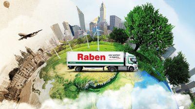 Raben świętuje 90 lat w Europie