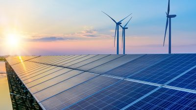 Energia z wiatru i słońca od SEGRO
