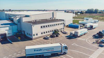 Auchan z nową strategią łańcucha dostaw i logistyki