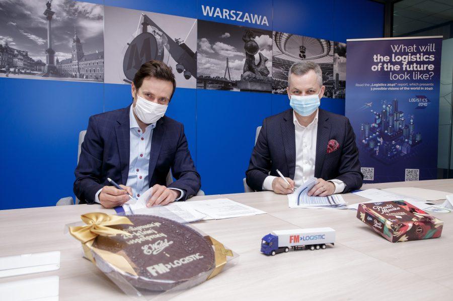 FM Logistic i Wedel  kontynuują wieloletnią współpracę