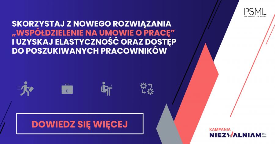 """Eurologistics Media Group i kampania """"niezwalniam.pl"""""""