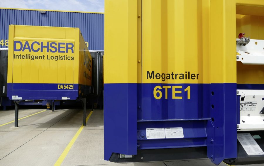 Dachser powiększa przestrzeń ładunkową