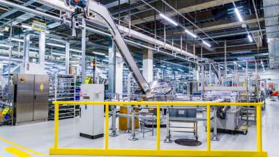 Fabryka Avon w Garwolinie ruszyła z produkcją dla Body Shop (VIDEO)