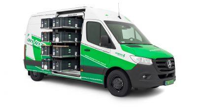 Pojemniki plastikowe Utz dla transportu w logistyce miejskiej