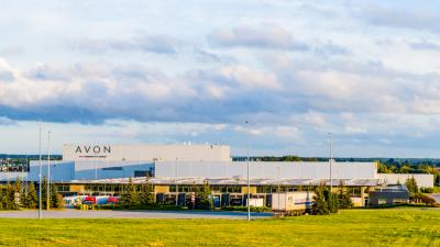 Avon inwestuje 100 milionów złotych w Garwolinie