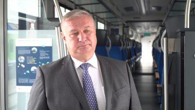 Pierwszy na świecie pociąg wodorowy może być produkowany w Polsce