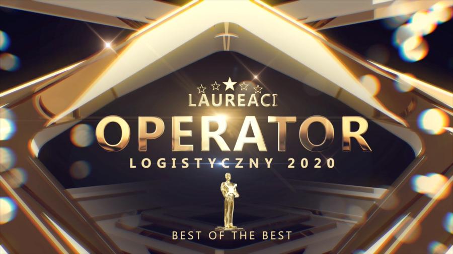 Laureaci badania Operator Logistyczny Roku 2020