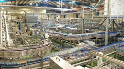 PepsiCo uruchomiło nową linię produkcyjną w Michrowie
