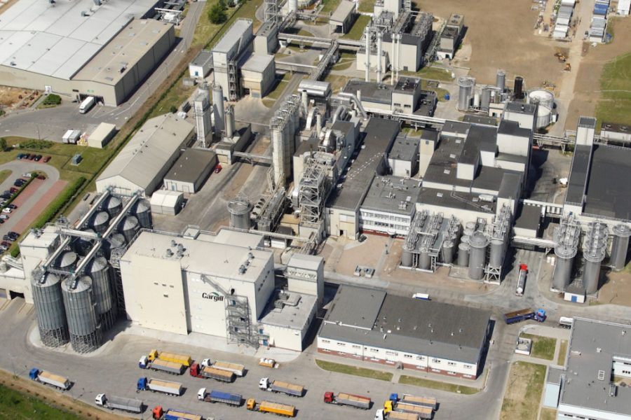 Cargill inwestuje 45 mln dolarów w polską fabrykę