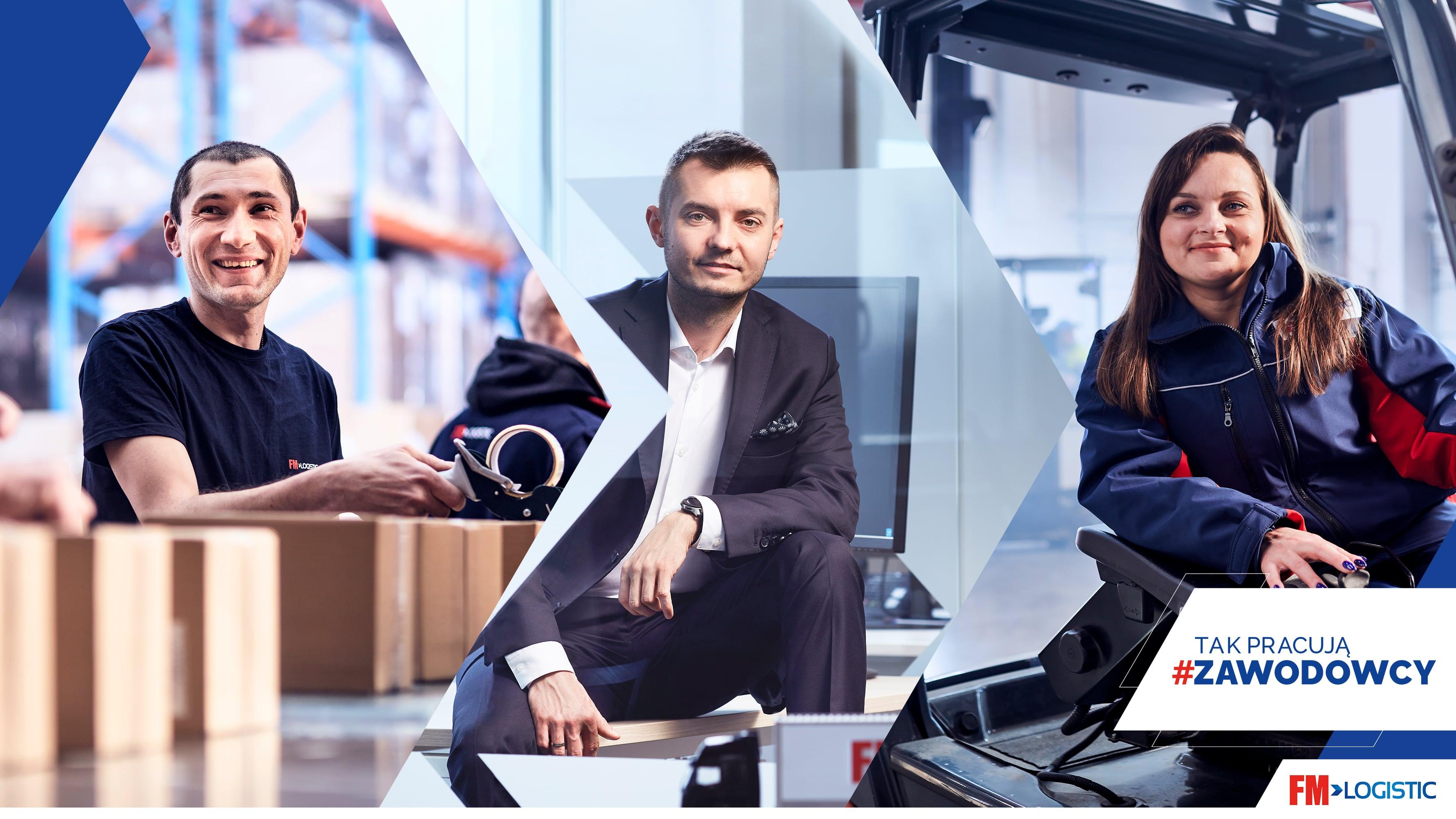 FM Logistic rusza z nową kampanią wizerunkową w czterech krajach
