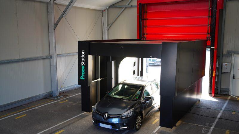 GEFCO testuje system zautomatyzowanej kontroli pojazdów