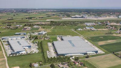 Grupa Raben w Panattoni Park Gdańsk Airport