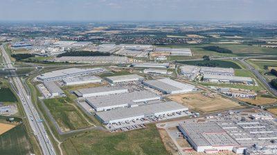 Panattoni Park Wrocław S8 South otwarty jeszcze w tym roku