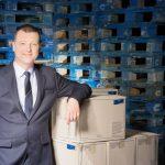 Piotr Sienkiewicz, Dyrektor Zarządzający Rusak Business Services
