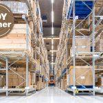 Zastosowane w magazynie Danfoss rozwiązanie automatyzacyjne pozwala obniżyć koszty operacyjne o około 20%.