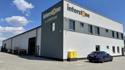 Interstone otwiera nowy magazyn
