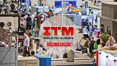 ITM Industry Europe – powrót do spotkań!