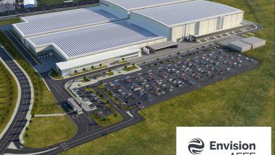 Nissan zbuduje hub samochodów elektrycznych w Sunderland