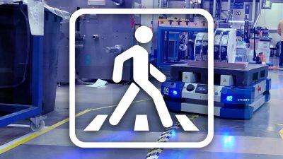Safety first, czyli czy roboty AGV mogą kogoś przejechać?