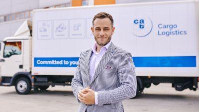 Tomasz Zarzycki nowym dyrektorem CAT Cargo Logistics CEE