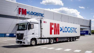 FM Logistic wzmacnia zespół odpowiedzialny za transport