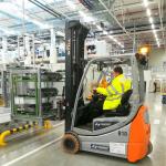 Fabryka baterii - obsługa logistyczna Seifert Automotive Polska