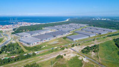 GLP rozbudowuje Pomorskie Centrum Logistyczne