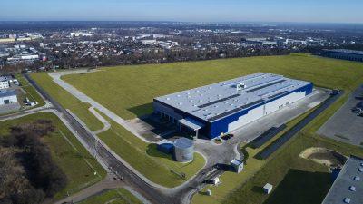 Panattoni planuje kolejne inwestycje w Bydgoszczy