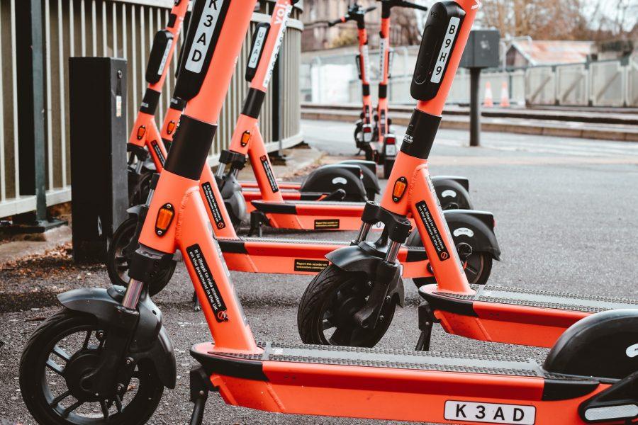 Rowery i dwukołowe pojazdy elektryczne a logistyka