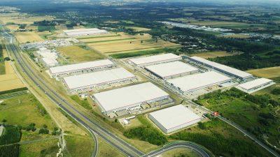 Więcej dla ESA logistika w SEGRO Logistics Park Stryków