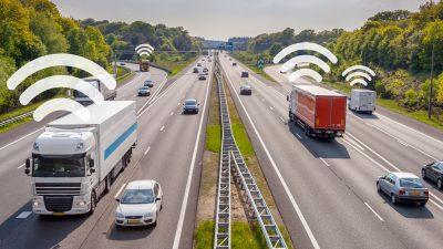 Webfleet Solutions uruchamia usługę e-TOLL dla swoich klientów