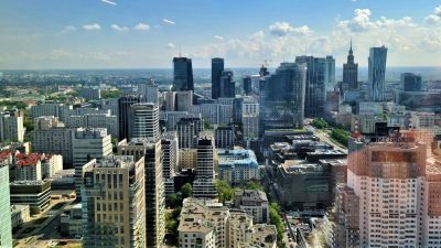 Nieruchomości komercyjne: Polska z największym zainteresowaniem inwestorów