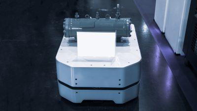 Czy roboty AGV mogą kogoś przejechać?