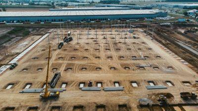 Mountpark rozpoczął budowę parku logistycznego we Wrocławiu